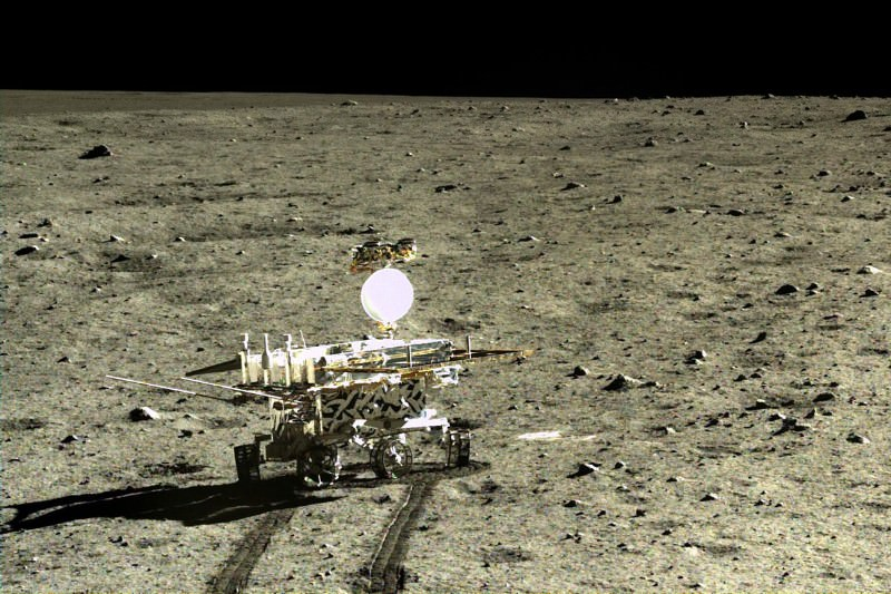 China to launch moon rover mission to scout out locations