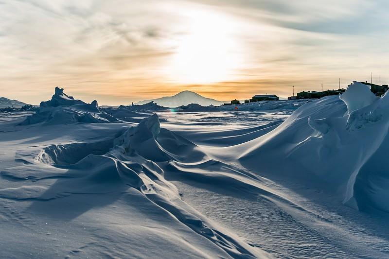 Frozen kingdom: The lost world under Antarctica's ice