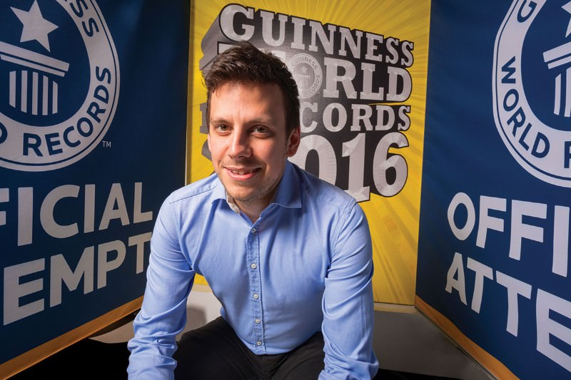 Biggest, smallest, fastest: I test the Guinness World Records