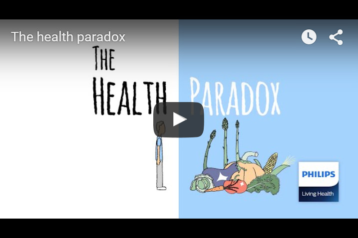 The health paradox