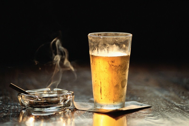 Will boozing now become as socially unacceptable as smoking?