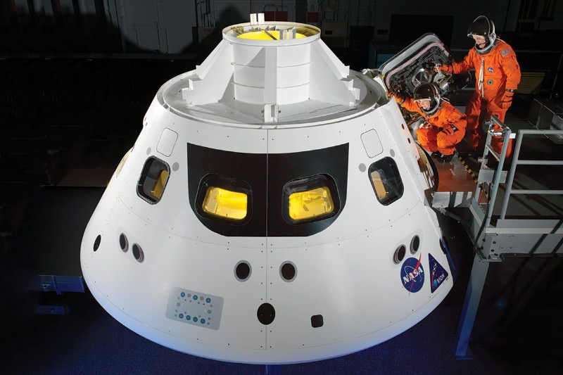 NASA wins funds for roomy module suited to deep space missions