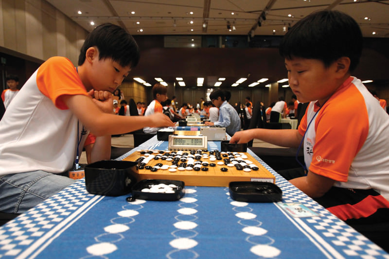 AI Landmark As Googlebot Beats Top Human At Ancient Game Of Go