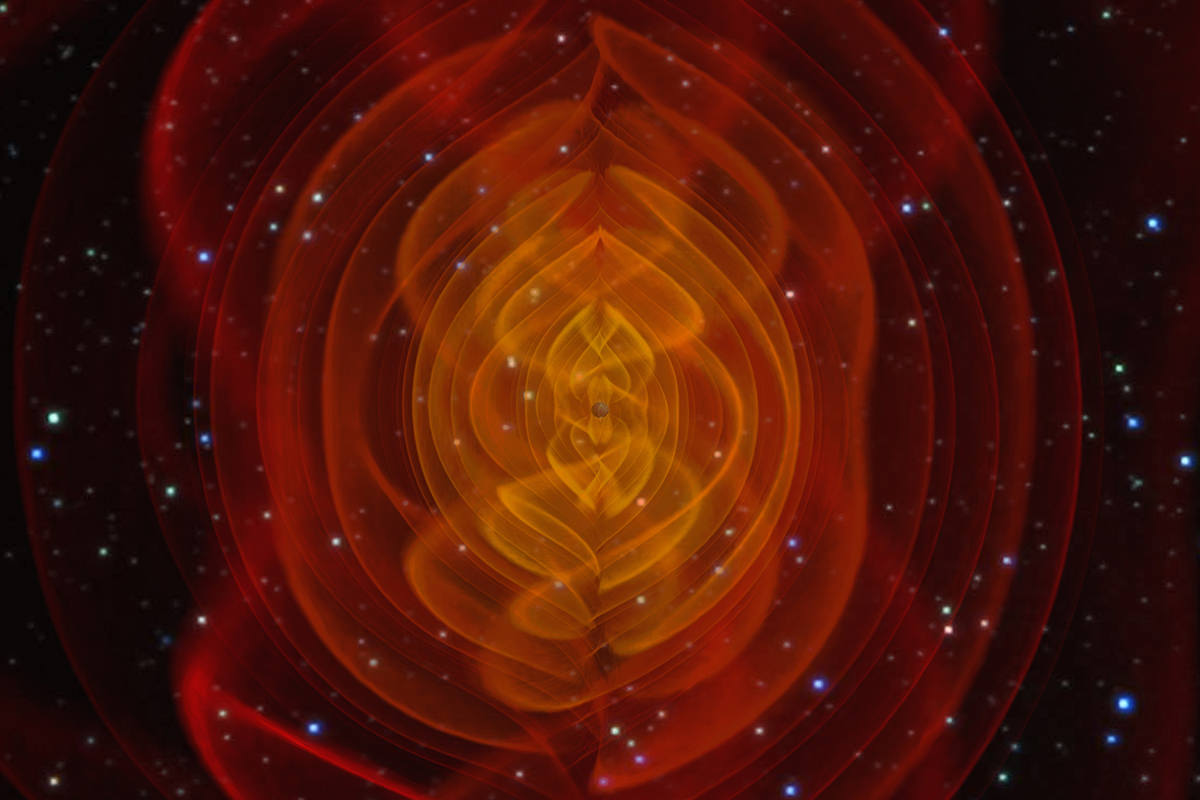Scientists: Gravitational waves found