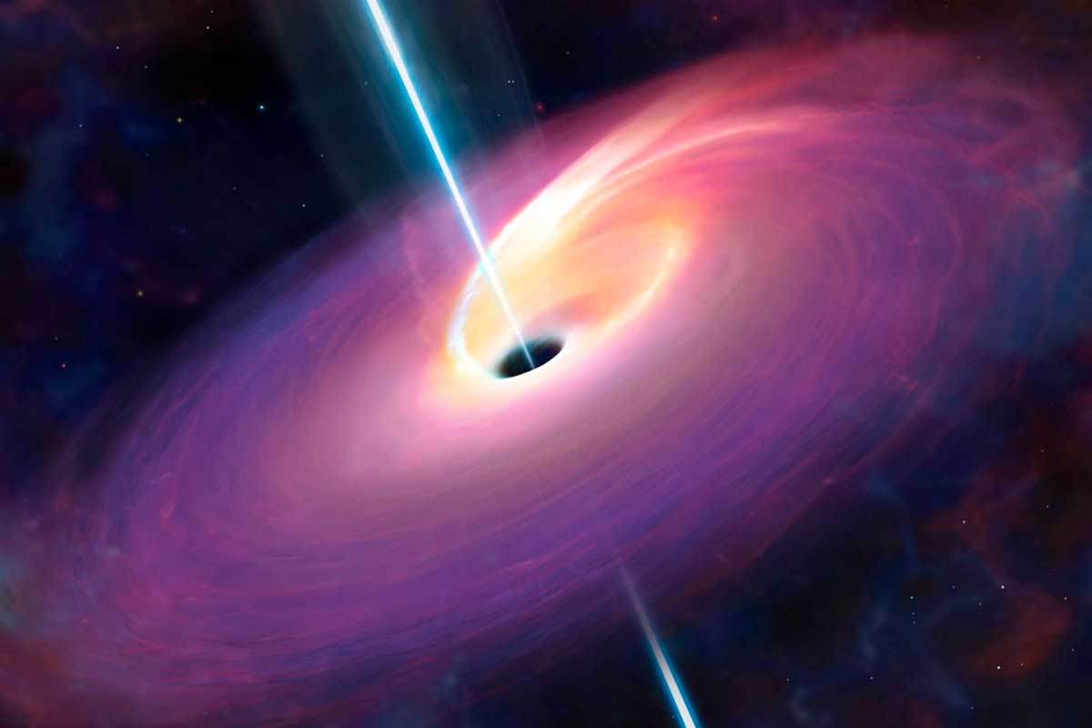 black hole energy burst - photo #4