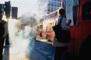 smoky buses london