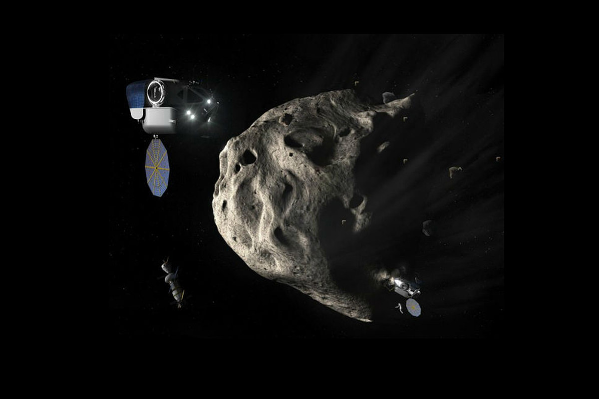 Luxembourg's asteroid mining bid is Europe's first | New ...