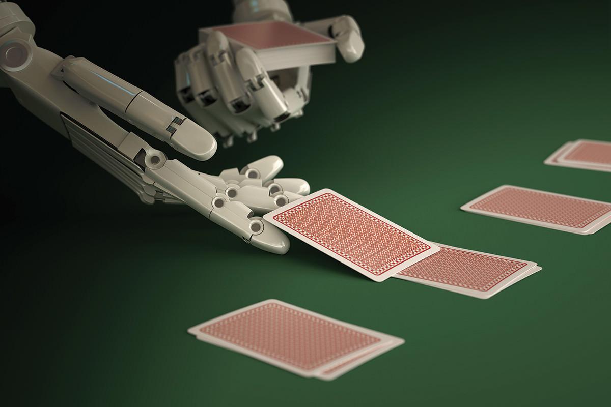 robot deal