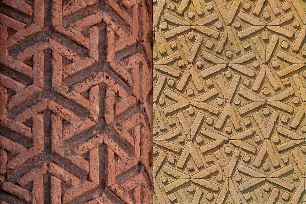 Designs from Islamic art