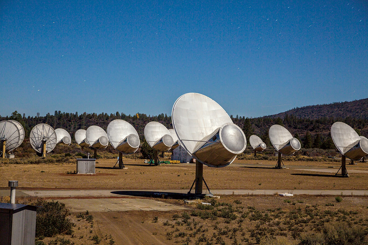 Alien Telescope Array