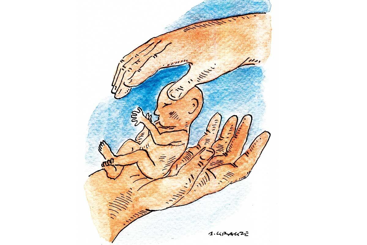 stillbirth cartoon