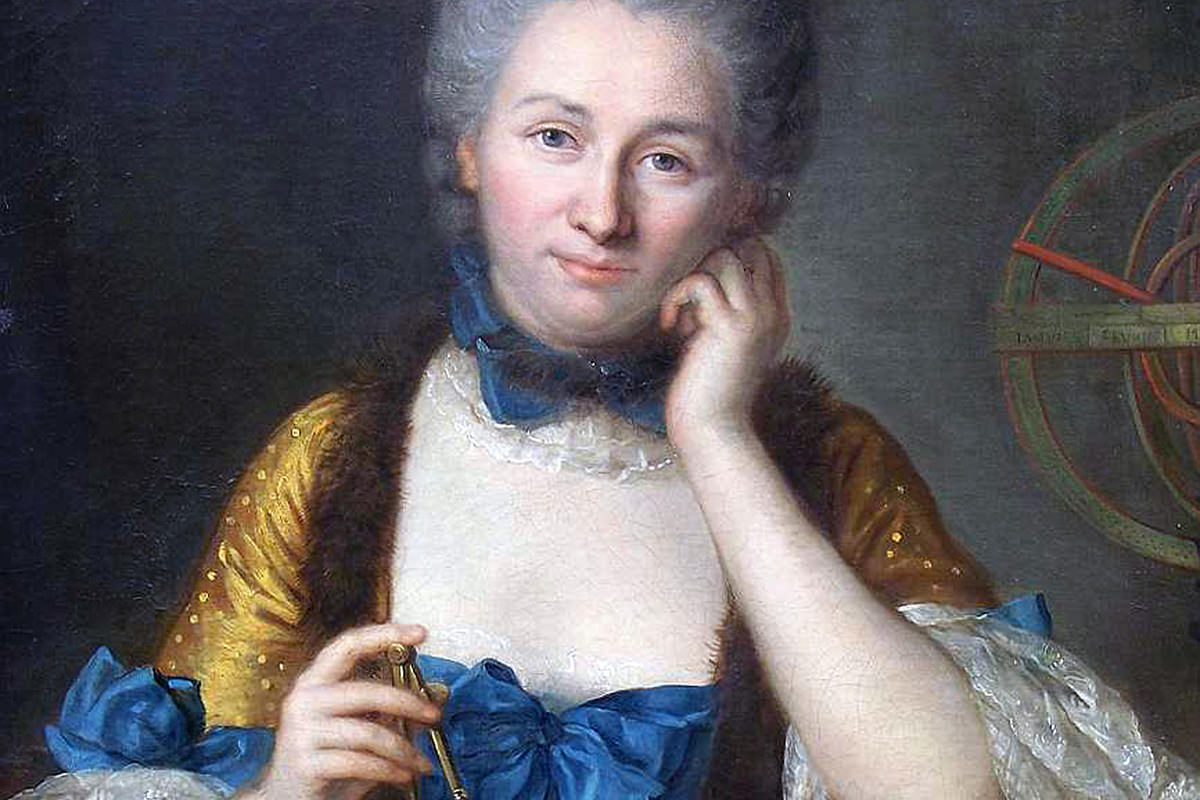 The bold, brilliant woman who championed Newton's physics