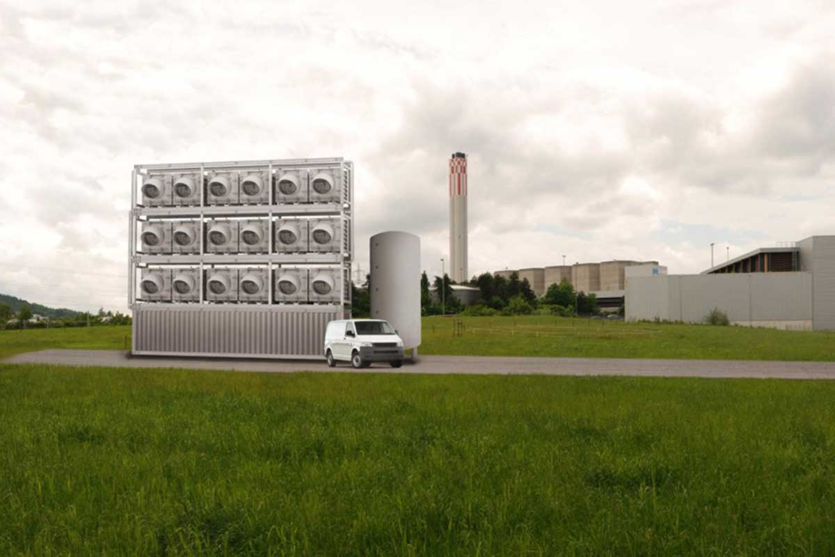 First commercial carbon-capture plant set to open in Switzerland
