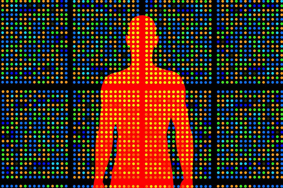 Why would scientists want to build human genomes from scratch?
