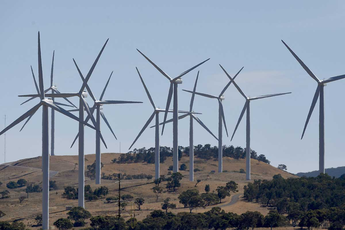 Wind Blowing On Building : Blowing hot air are wind farms really bad for your health