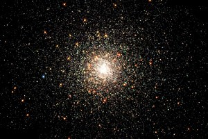 M80 - a globular star cluster in the Milky Way