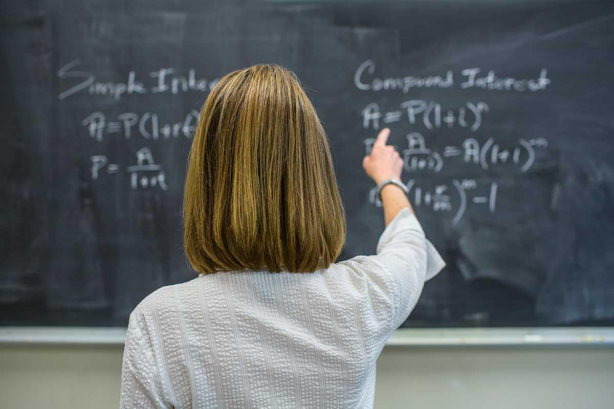 stereotypes of female teacher