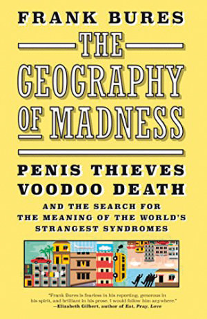 The Geography of Madness book cover