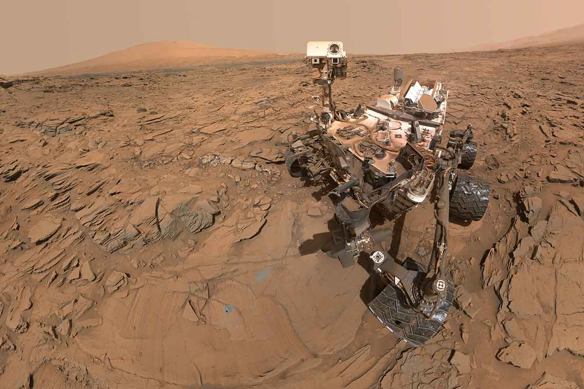Rip up the rule book and let NASA's Mars rover check 'life' zone