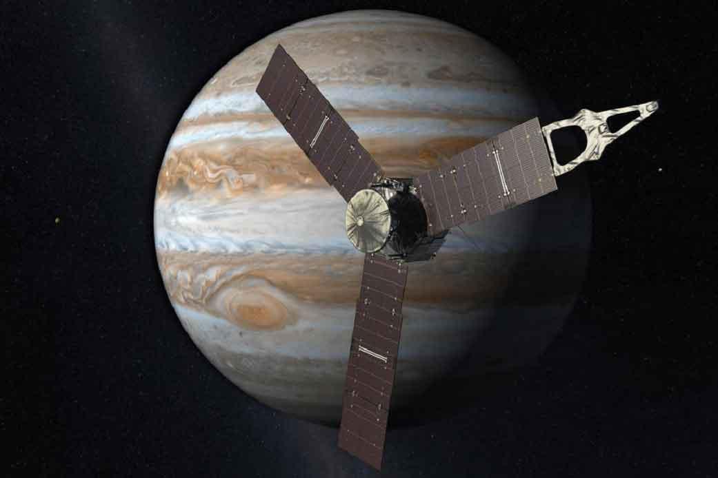 Hello Jupiter