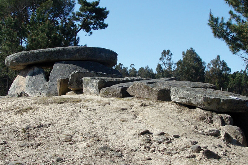 Subterranean tomb