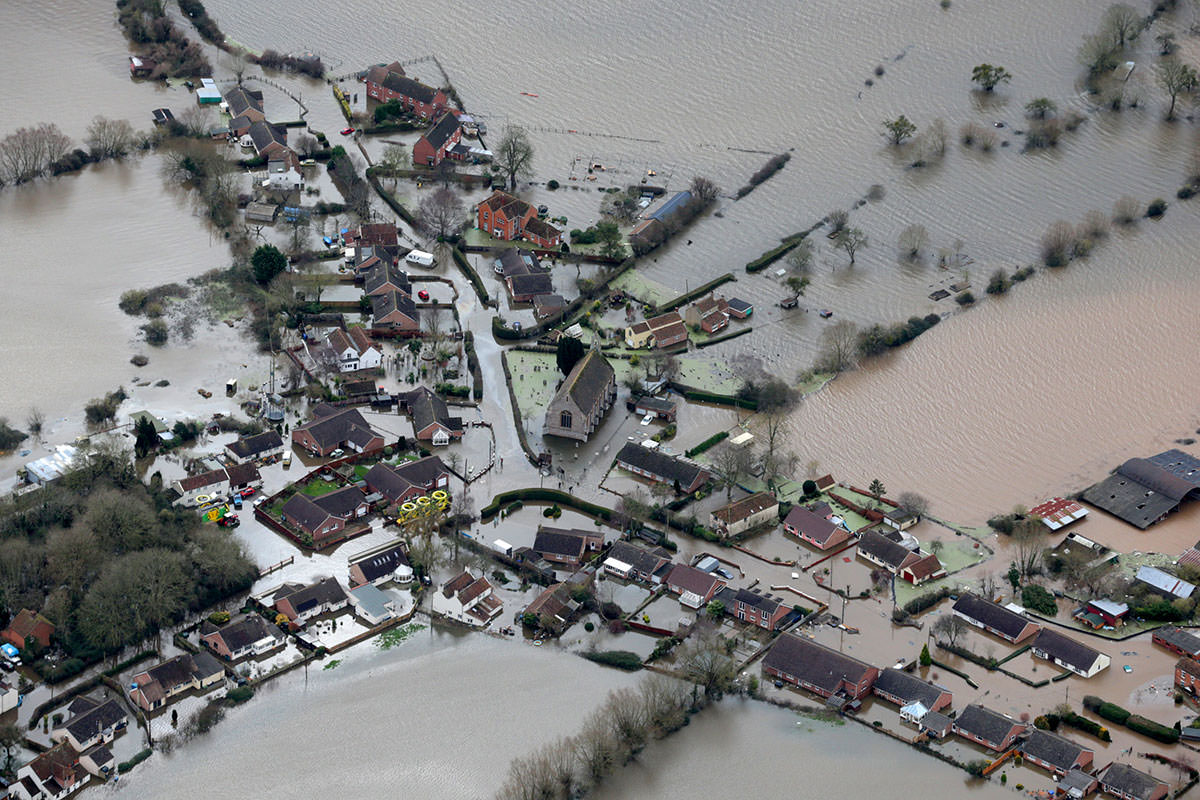 The UK is at risk of even more floods