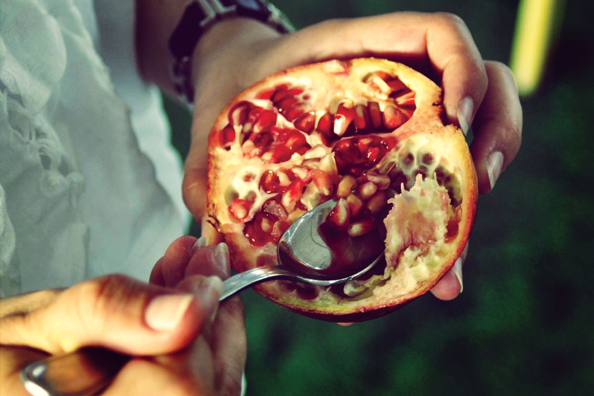 Pomegranates have been linked to more-efficient muscles.