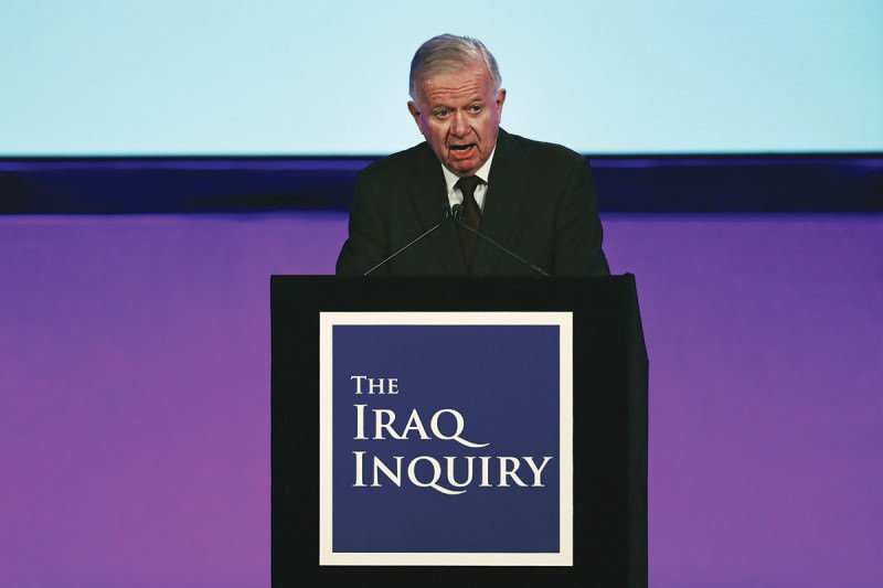 1% Iraq inquiry