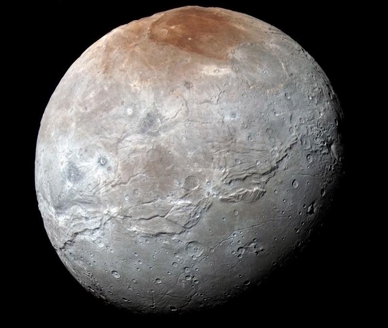 Charon's canyon