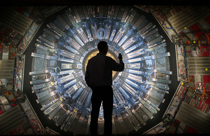 Power, fame and the LHC: A machine at its peak