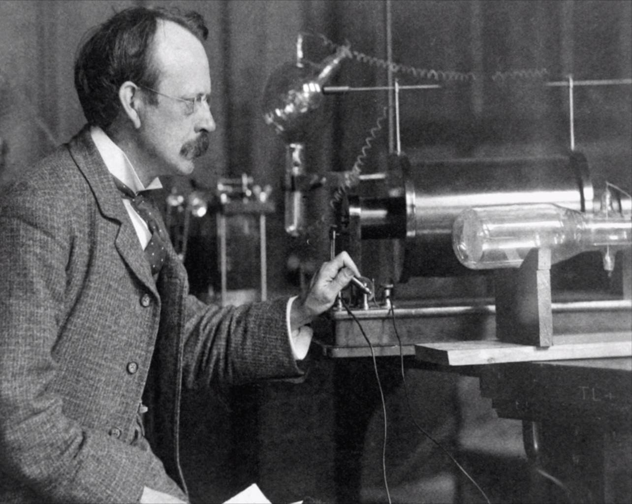 The tube that kicked off particle physics