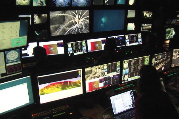 sea floor monitoring