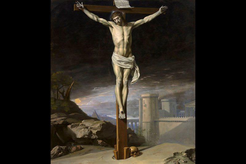 Crucifixion - Philippe de Champaigne
