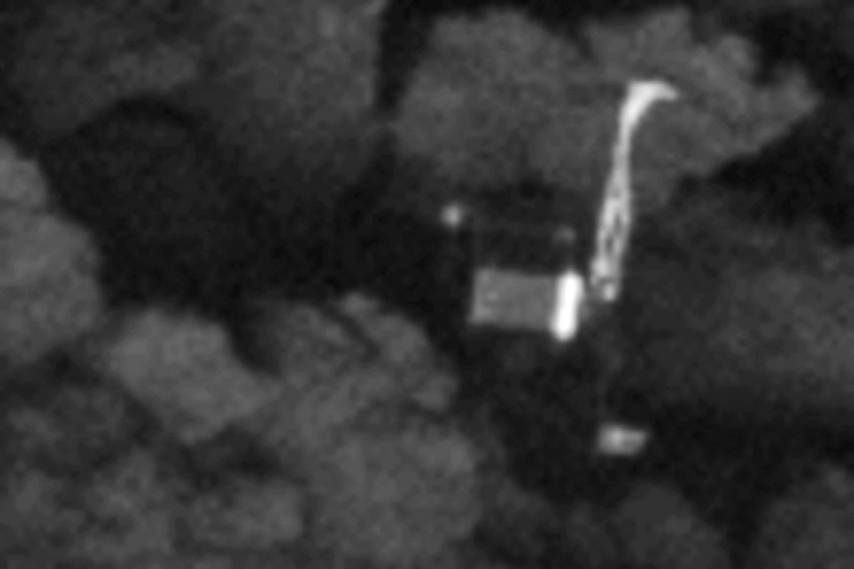 philae rosetta location - photo #22