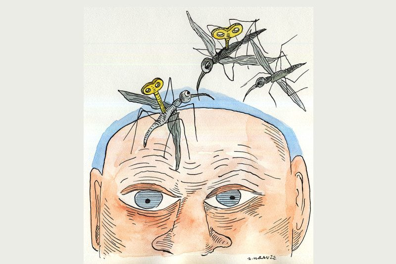 zika cartoon