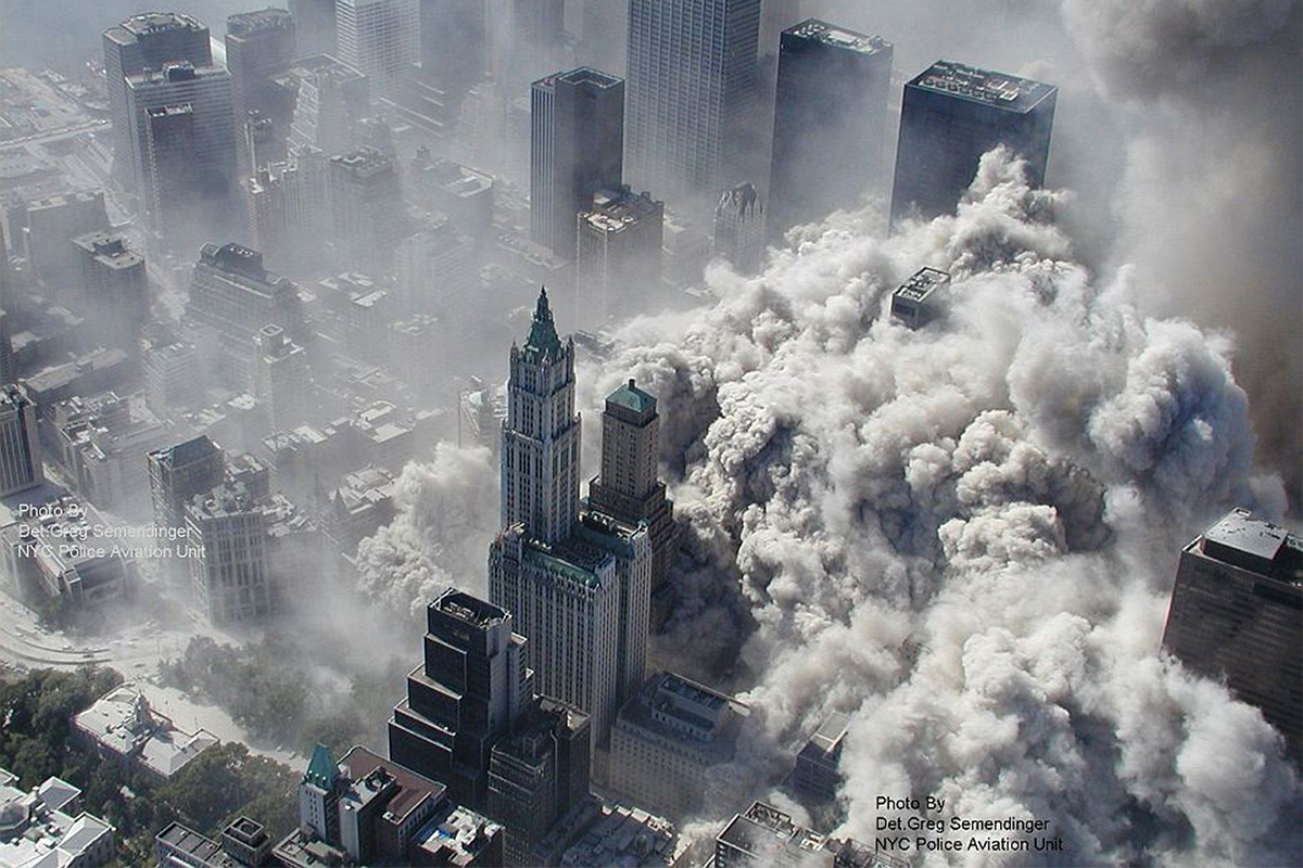 Deaths from 9/11-related illness are set to exceed initial toll
