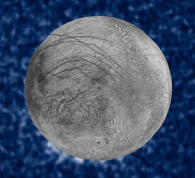 Europa and its new plumes