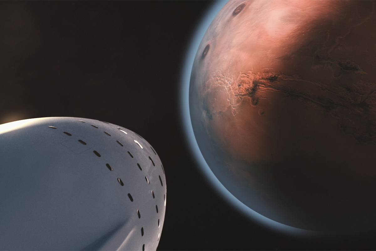 Elon Musk's spectacular plan to colonise Mars lacks substance