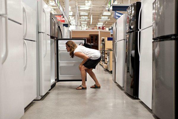 new fridges