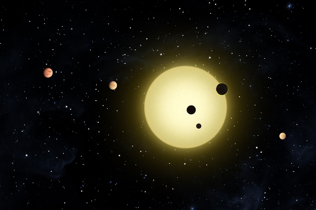 Kepler-11 and exoplanets