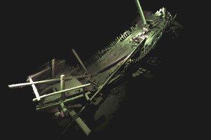 Medieval shipwreck