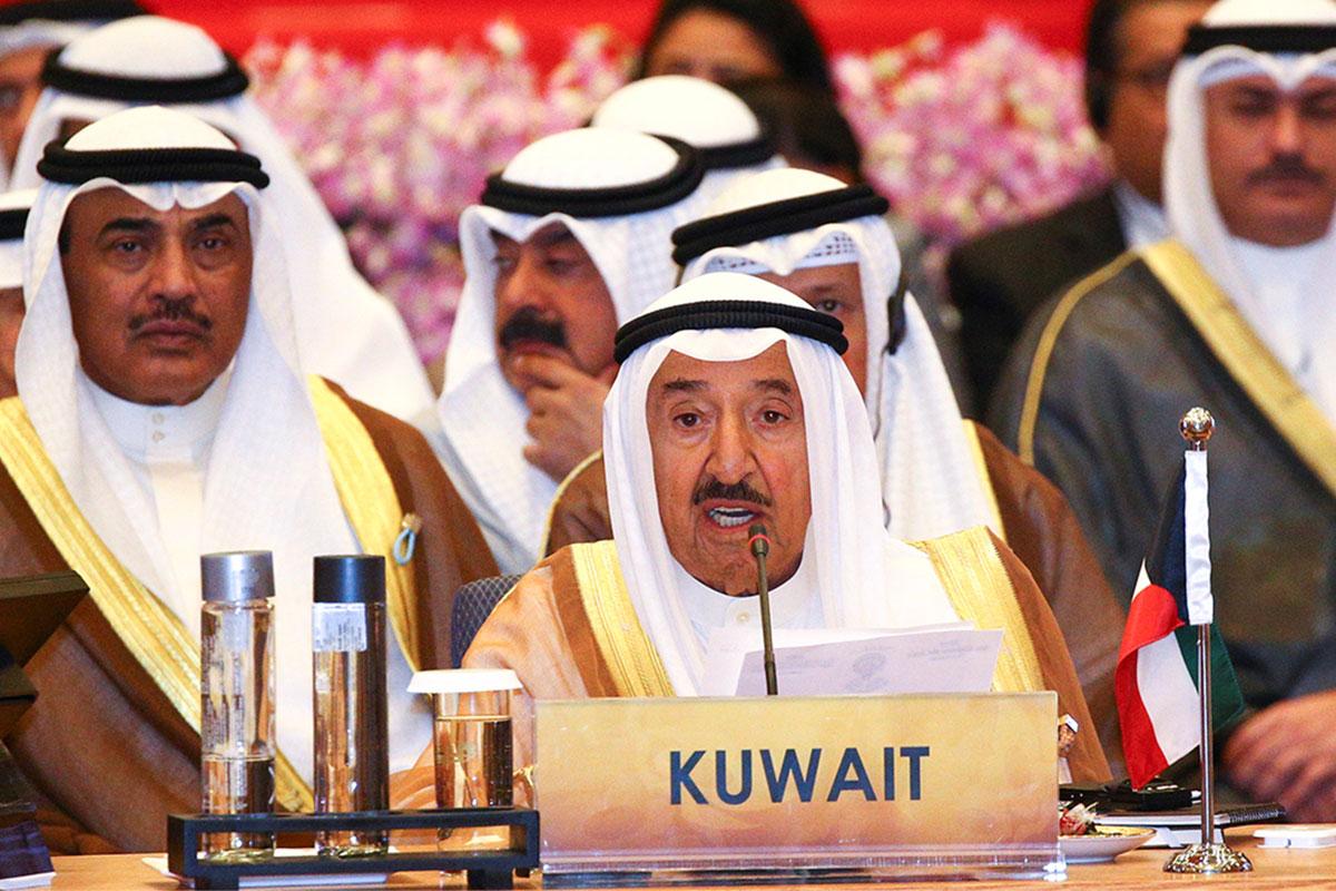 Kuwait's emir sheikh Sabah Al-Ahmad Al-Jaber Al-Sabah has spoken out against the law