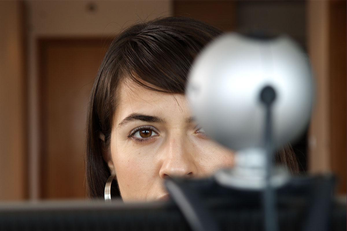 веб камера знакомство девушки без регистрации