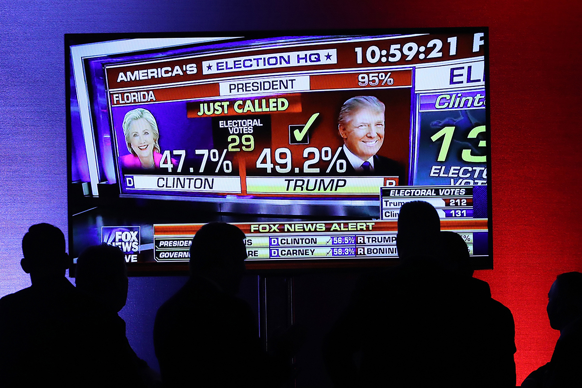 United States election: What happens next for Donald Trump?