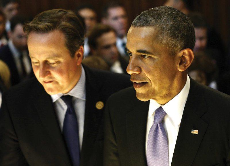 Obama/Cameron
