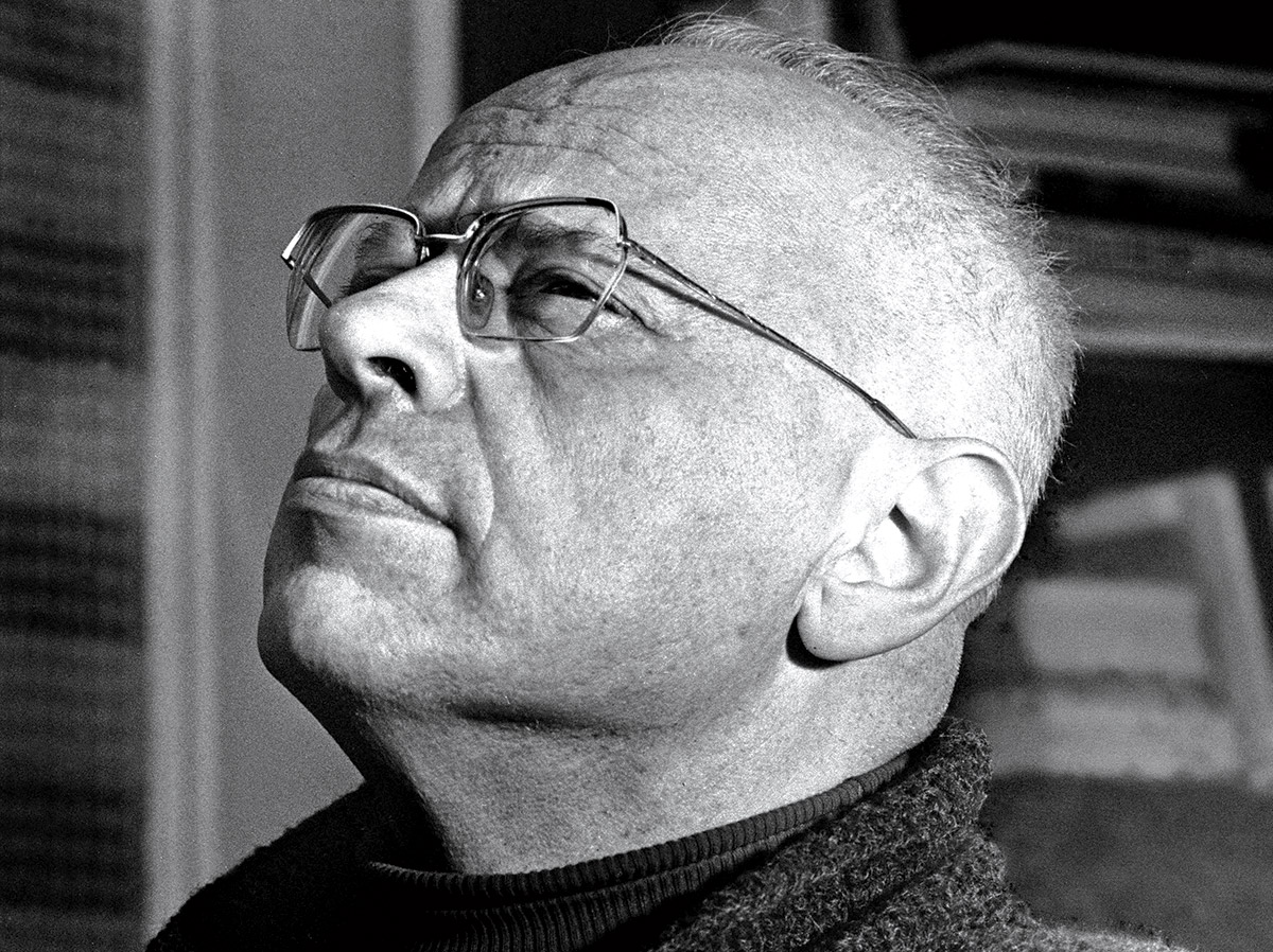 Stanisław Lem: The man with the future inside him