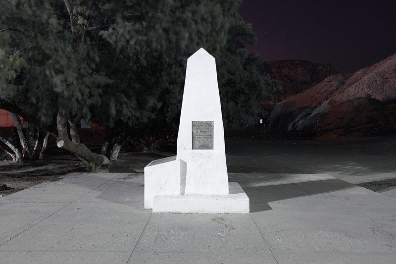 border monument