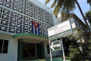 Cuban hospital