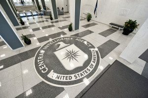Floor of the CIA