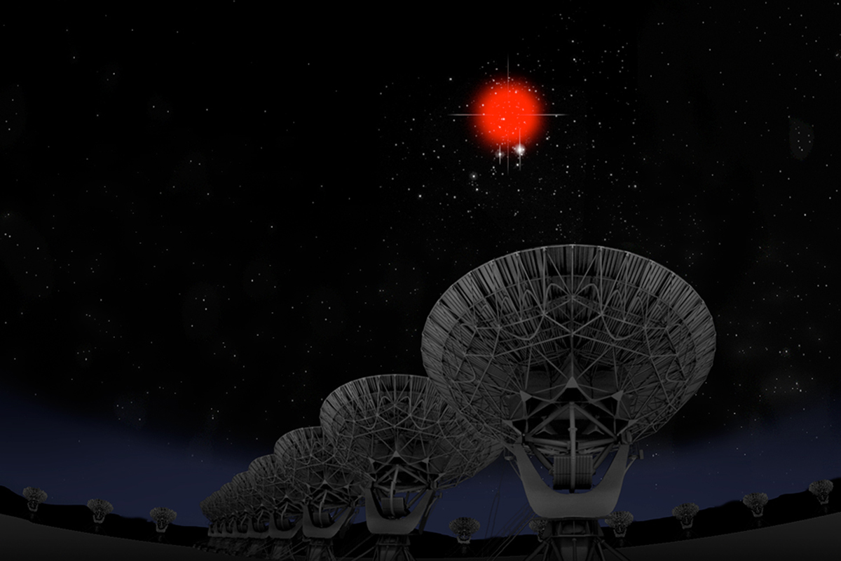 Rare radio bursts have extragalactic origin